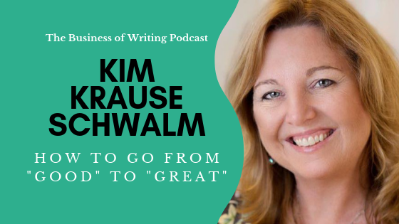 "BOW 020: How To Go From ""Good"" To ""Great"" w/ Kim Schwam"