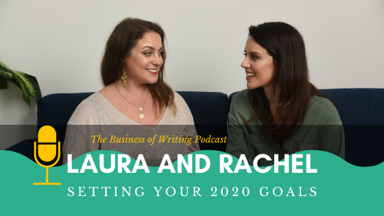 BOW 037: Hello 2020. Let's do this. w/ Rachel and Laura