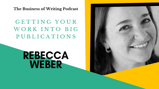 BOW 039 – Rebecca Weber: Getting Your Work Into Big Publications
