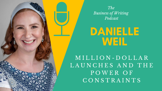 BOW 047 – Danielle Weil: Million-dollar Launches and the Power of Constraints