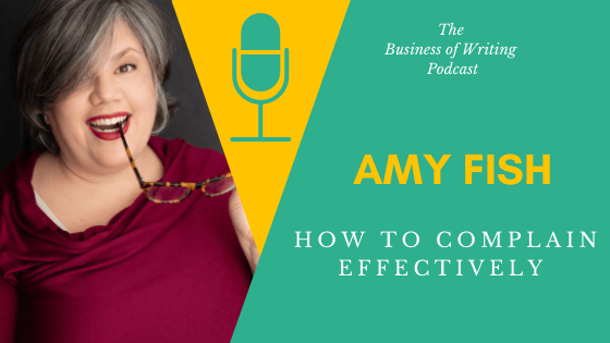 BOW 064 – Amy Fish: How To Complain Effectively