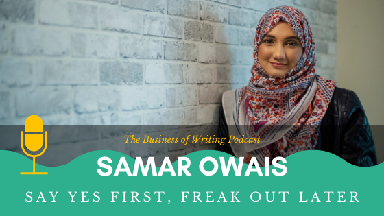 BOW 075 – Samar Owais: Say Yes First, Freak Out Later