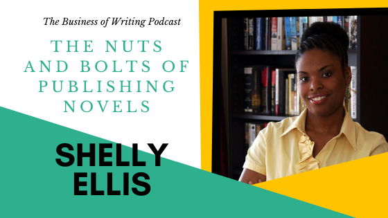 BOW 073 – Shelly Ellis: The Nuts and Bolts of Publishing Novels
