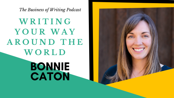 BOW 084 – Bonnie Caton: Writing Your Way Around The World